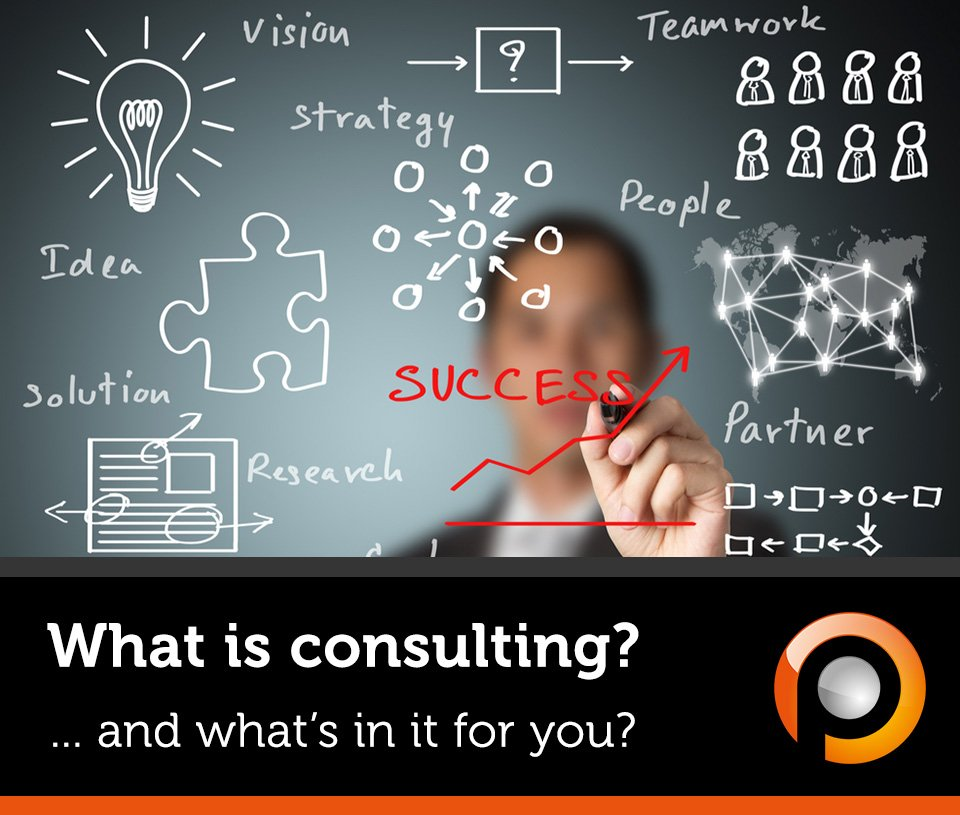 What is Consulting - Pauwels Consulting - b2