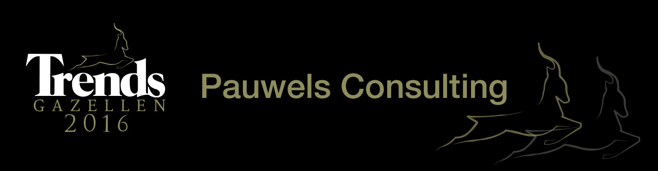 Pauwels Consulting Trends Gazelles for the fifth time in a row