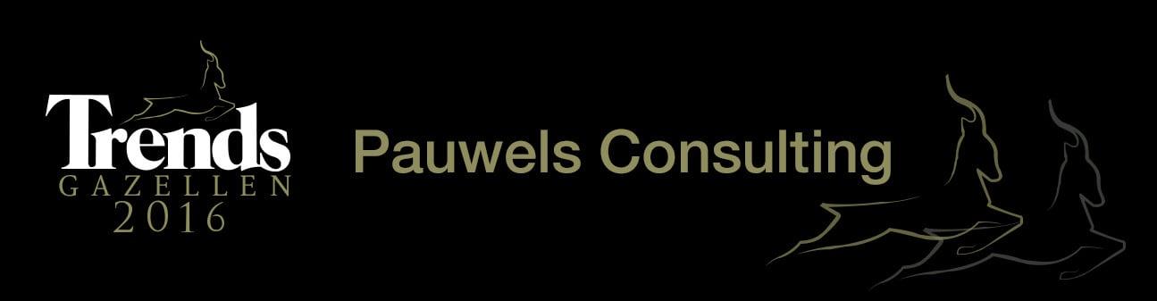 Pauwels Consulting voor de zesde keer op rij Trends Gazelle
