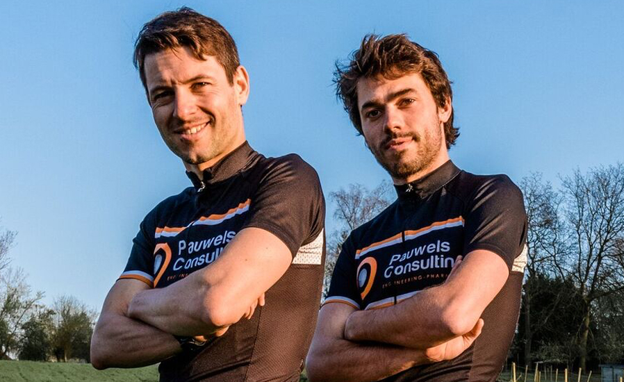 Billemon Brothers - Ironman UK in Bolton - Pauwels Consulting