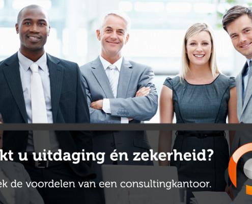 Ontdek de voordelen van een consultingkantoor