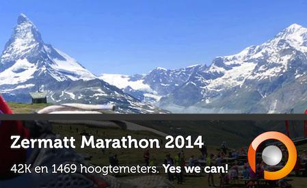 Zermatt Marathon 2014 - Pauwels Consulting - F