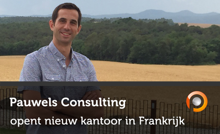 Pauwels Consulting opent nieuw kantoor in Frankrijk