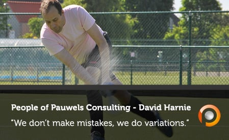 People of Pauwels Consulting - We Don't Make Mistakes We Do Variations