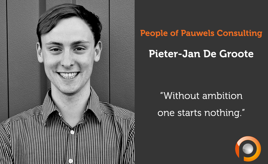 People of Pauwels Consulting - Without Ambition one starts nothing