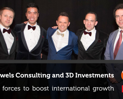 Pauwels Consulting and 3D Investments join forces to boost international growth