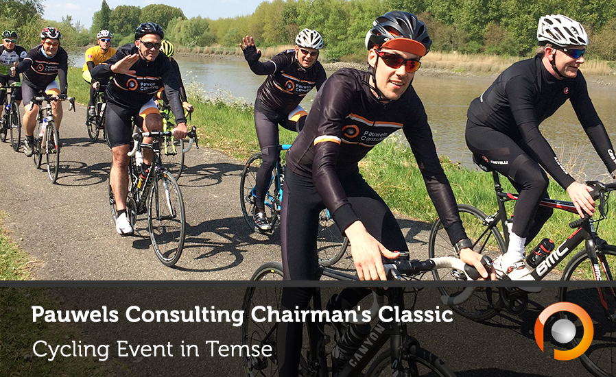 Chairman's Classic 2017 - Cycling Event in Temse - Pauwels Consulting
