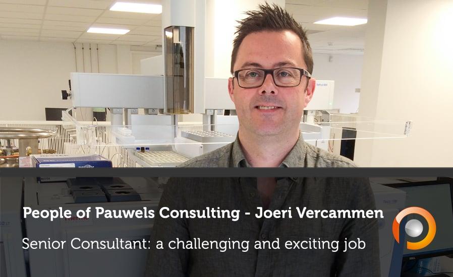 People of Pauwels Consulting - Joeri Vercammen