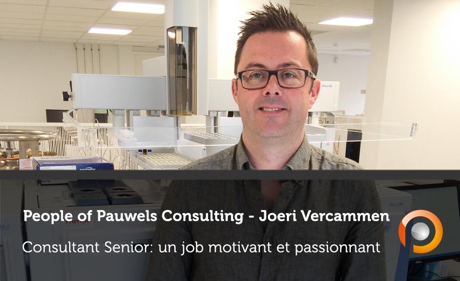 People of Pauwels Consulting - Joeri Vercammen FR S