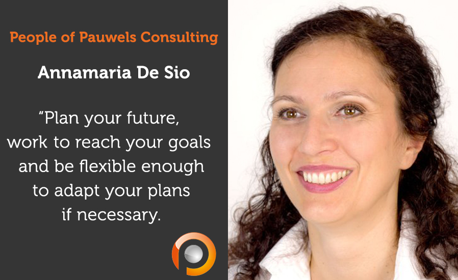 People of Pauwels Consulting - Annamaria De Sio
