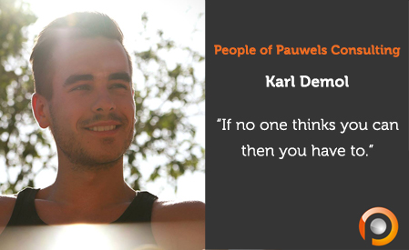 People of Pauwels Consulting - Karl Demol