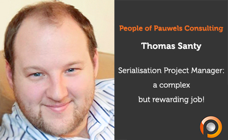 People of Pauwels Consulting - Thomas Santy