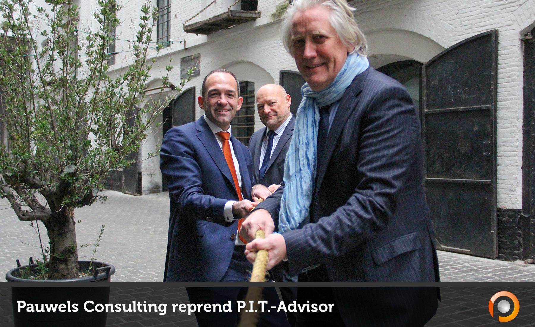 Pauwels Consulting reprend P.I.T.-Advisor