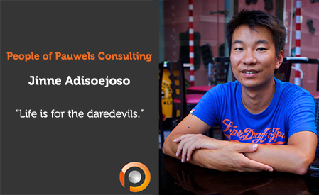 People of Pauwels Consulting - Jinne Adisoejoso