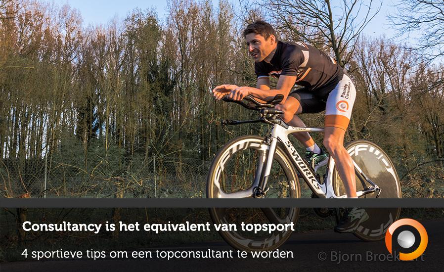 4 sportieve tips om een topconsultant te worden - Pauwels Consulting - NL