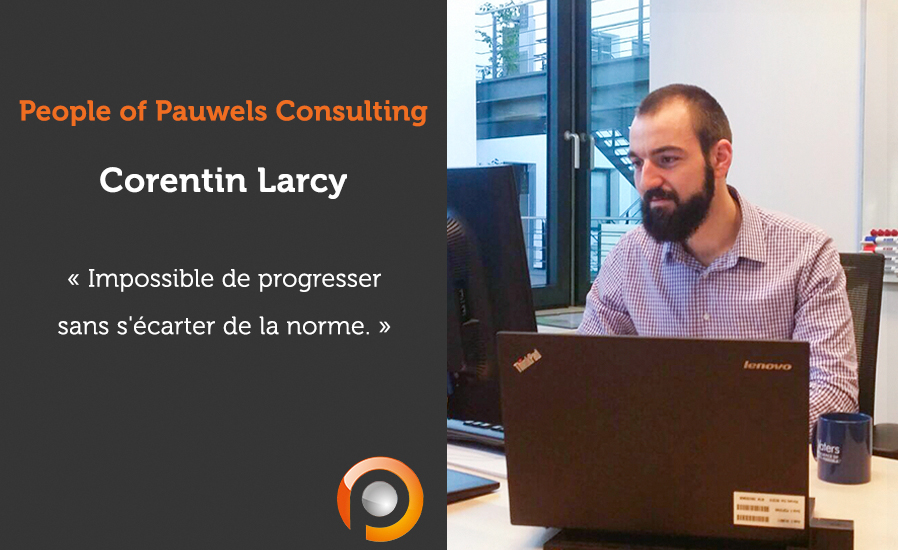 People of Pauwels Consulting - Corentin Larcy - FR