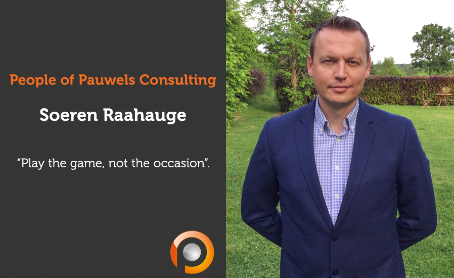 People of Pauwels Consulting - Soeren Raahauge ENG