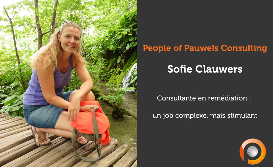People of Pauwels Consulting - Sofie Clauwers - FR
