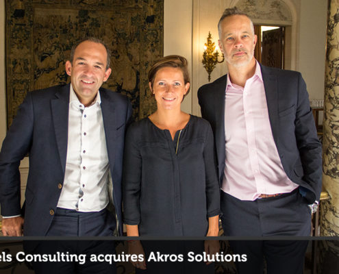 Pauwels Consulting acquires Akros Solutions - FI