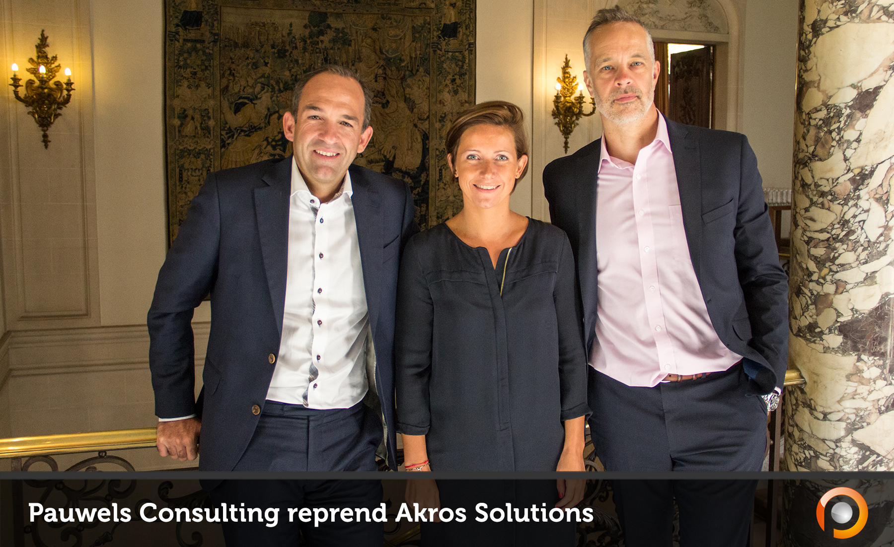 Pauwels Consulting reprend Akros Solutions - LI