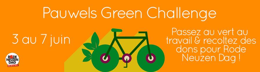 Pauwels Green Challenge - FR